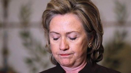 When it comes to Hillary Clinton, American justice is blind, deaf and dumb