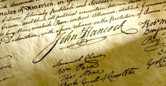 The Sacrifices Made by the Men Who Signed the Declaration