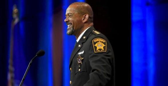 WATCH: Sheriff David Clark Rocks RNC With Pro-Cop Message: Blue Lives Matter
