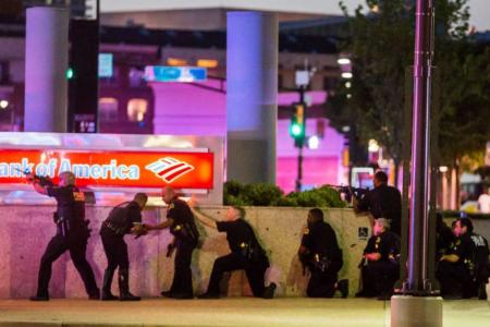 5 Police Officers Killed, Multiple Injured In Dallas During Black Lives Matter Protest