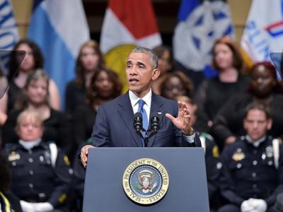 Cop Deaths Double in 2016, Amid Obama's Anti-Cop Rhetoric