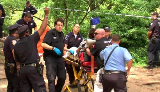 BREAKING: Explosion in Central Park