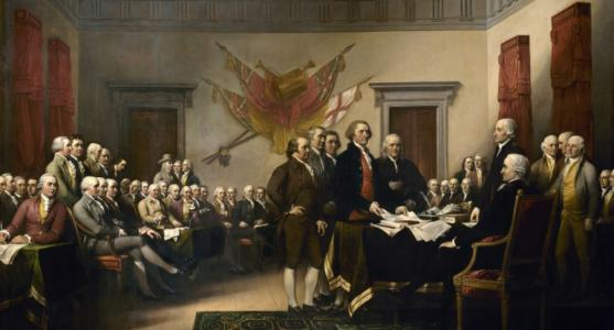 Four Times the Declaration of Independence Mentions God, and Why It Matters