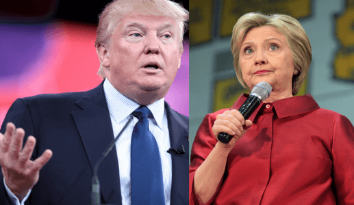 "Donald Trump: ""Not Surprised"" Hillary Clinton Accused of Volatile Temper and Violent Assault (VIDEO)"