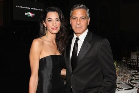HUGE Migrant Camp Set Up Outside George Clooney's $10 Million Italian Mansion