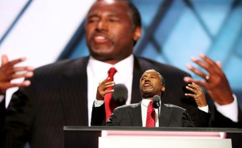 WATCH: Ben Carson Tells RNC Clinton's Role Model 'Acknowledges Lucifer' — Here's What He Means