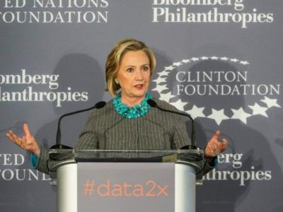 SICKENING report shows 80% of Clinton Foundation funds going to….