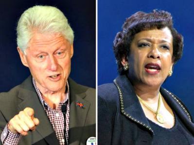 Donald Trump: Bill Clinton-Loretta Lynch Secret Meeting Shows 'Rigged System'