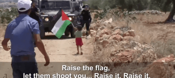 WATCH: The Palestinian Father Who Sent His Toddler to Die