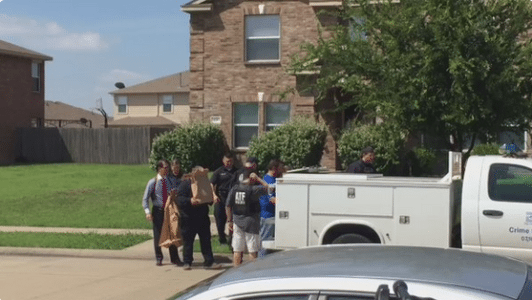 Bomb materials, Ballistic Vest found in home of Dallas Cop Killer