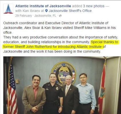 Florida: Leading Congressional Candidate has Unsettling ties to Terrorist Groups
