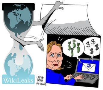 WikiLeaks Hillary Clinton Email Archive