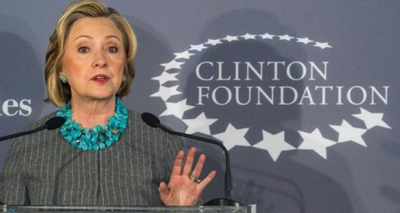 EXCLUSIVE: IRS Launches Investigation Of Clinton Foundation
