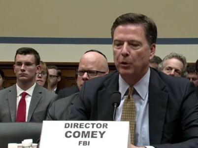 Wow! FBI Director Says Hillary Was Not Under Oath, She Was Not Recorded, and He Didn't Attend Questioning (VIDEO)