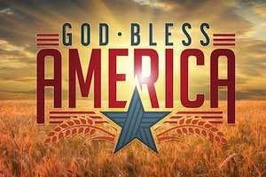 Praying the 'God Bless America' Song
