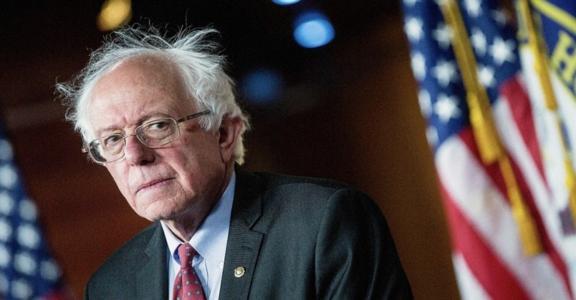 BREAKING: Bernie Sanders LEAVES Democratic Party
