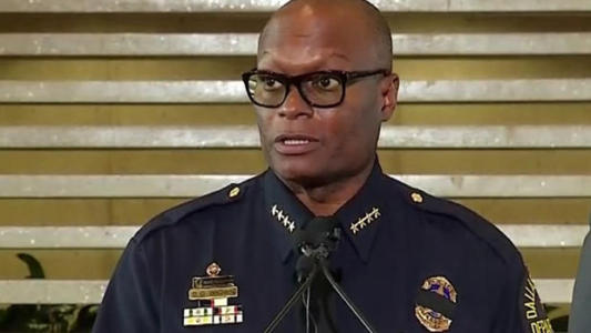 Dallas Police Chief Reveals Something Terrible Happened Right After Shootings