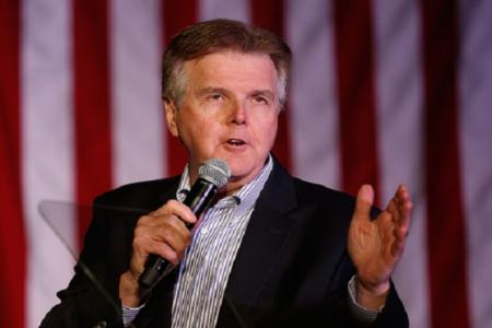 Dallas Protesters Are 'Hypocrites,' Texas Lieutenant Governor Dan Patrick Says