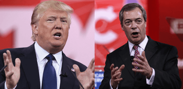 EXCLUSIVE: 'Believe in America' – Trump's Acceptance Speech Had 'Familiarity' Of Brexit Says Farage