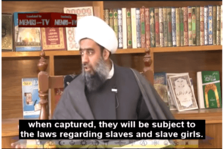 Islamic State is making Christians sex slaves in Libya