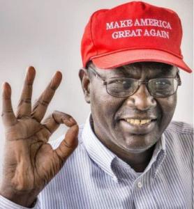 Malik Obama Wants to 'Make America Great Again' – Will Vote for Trump
