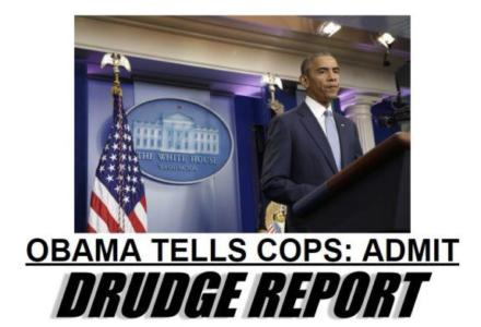 Obama Tells Police to Admit Errors – Compares #BlackLivesMatter to Abolition Movement (VIDEO)