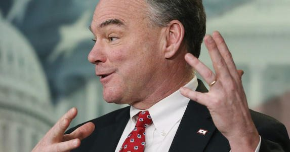Tim Kaine's Long, Deep Relationship With Radical Islam