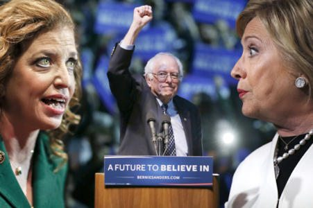 WATCH: Hillary Protected DWS for 'Dirty Work' Against Bernie