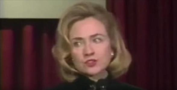 New Trump Add Shows Racist Remarks Made by Hillary Clinton in 1996