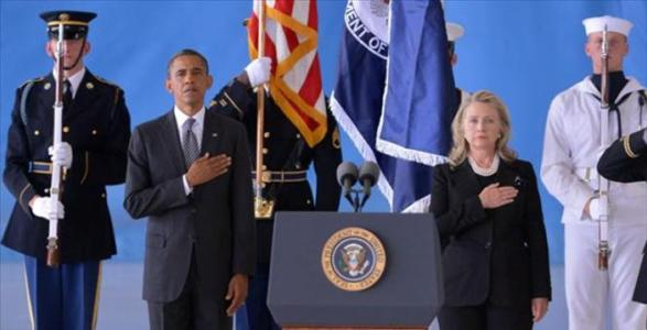 Charles Woods: Hillary Clinton Stood Over My Son's Flag Draped Casket and Lied To Everyone – VIDEO