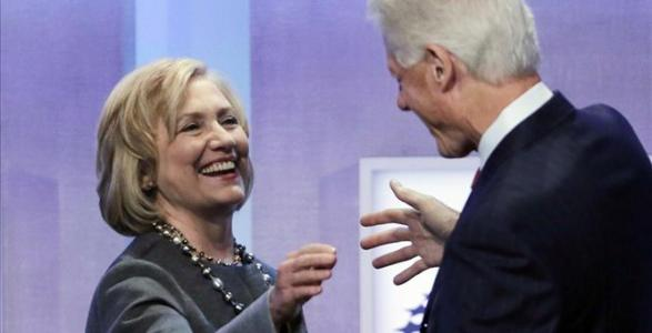 Big Money: Clintons Raked In Over $6 Million In Speaking Fees Last Year