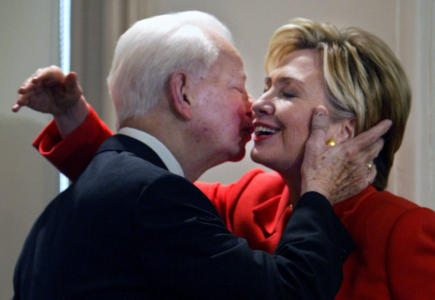Flashback: Hillary Clinton Praises 'Friend and Mentor' Robert Byrd (a KKK Recruiter) – VIDEO