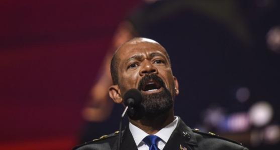 Milwaukee County Sheriff David Clarke Blames 'Progressive Left' for Riots