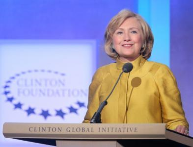 Clinton Foundation Donors Flooded Visitor Logs at State Dept. During Hillary Clinton's Tenure