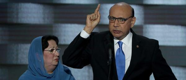 Khizr Khan and Clinton Cash Tie Terror, Immigration and Email Scandals Together