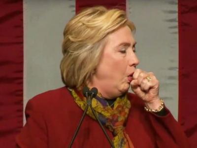 Google Hides Popular Hillary Clinton Health Searches