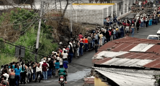 Why Couldn't What Happened In Venezuela Happen Here?