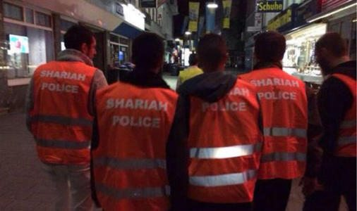 Sharia Patrols in Europe: Creating the Eurabian Caliphate