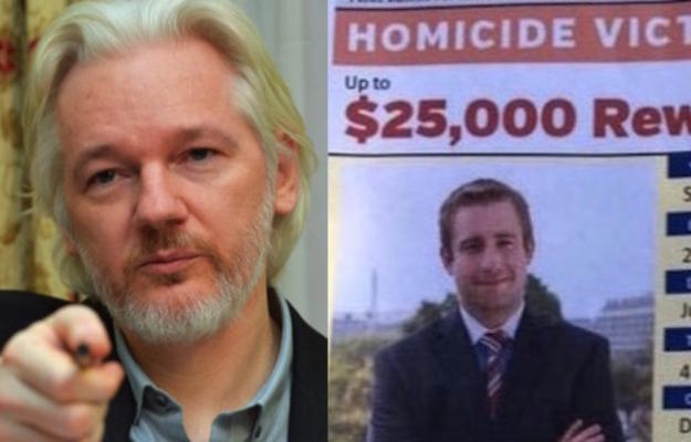 WikiLeaks makes STUNNING new announcement about murdered DNC staffer…