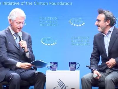 Bill Clinton: Rebuild Detroit with Syrian Refugees – VIDEO