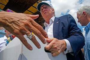 Donald J. Trump's not only Louisiana's but America's Answer to a Prayer