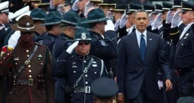 UN Announces Support for Obama's Nationalization of Police