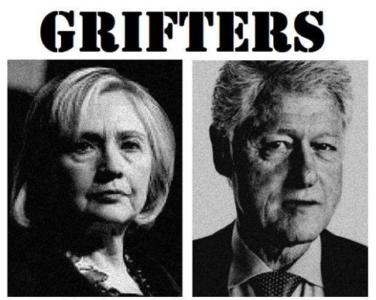 "Is it Fair to Call the Clinton's ""Grifters""?"