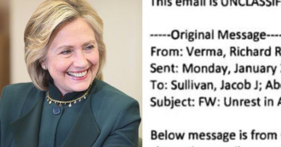 URGENT: Leaked Hillary Email Reveals Who's REALLY Running the U.S. Govt… We're Under Attack
