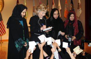 Hillary's sharia: Huma Abedin's mom linked to shocking anti-women book