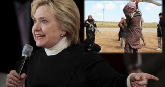 BREAKING: Hillary Clinton TOOK CASH, was DIRECTOR of, company that SPONSORS ISIS