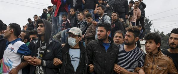Poll: Europeans Overwhelmingly Against EU Refugee Policy, Believe Refugees Increase Terrorism
