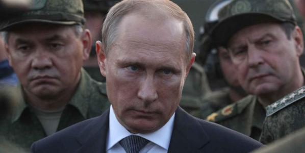 War and Peace in Putin's Middle East