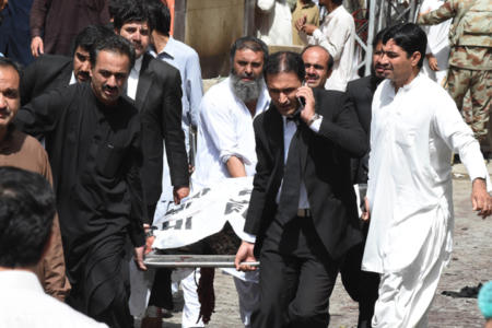 BREAKING: 70 DEAD in hospital suicide blast…