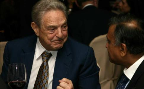 BREAKING: Leaked e-mails show George Soros paid $650K to influence bishops during Pope's US visit